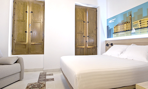 Original Domino House - Double Room