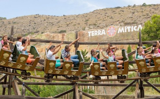 Terra Mítica is a theme park located in Benidorm.